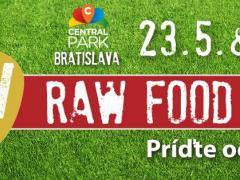 Raw Food and Life Fest - Bratislava OC Central